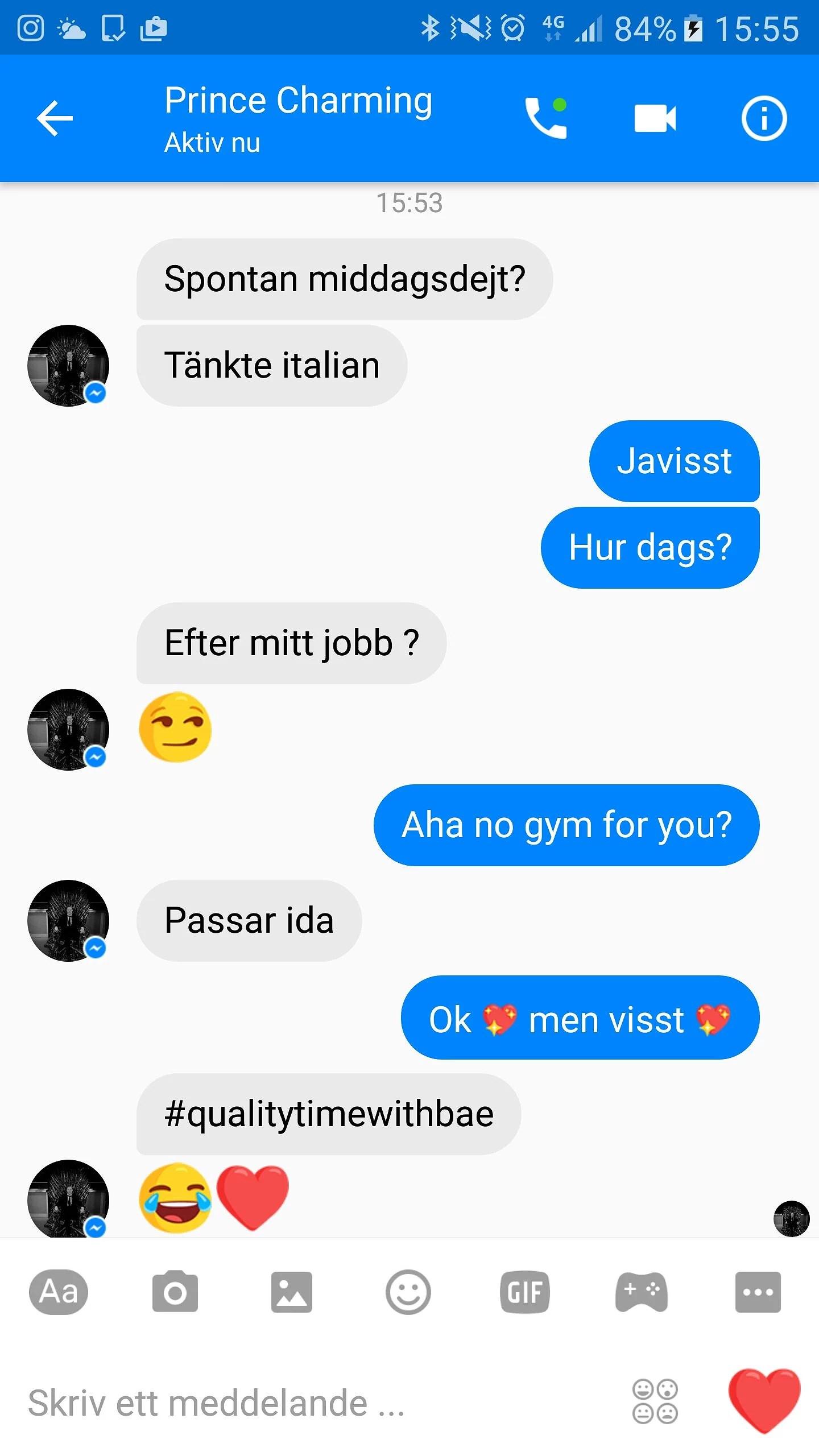 CrossFit dating Storbritannien