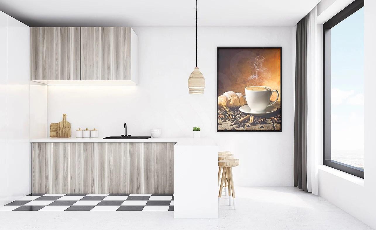 Plakaty do kuchni, czyli smakowita aranżacja na wyciągnięcie ręki