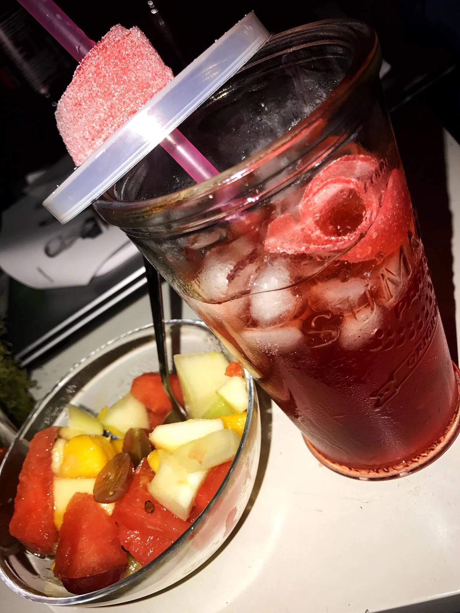 Hemmagjorda pinchos drinkar