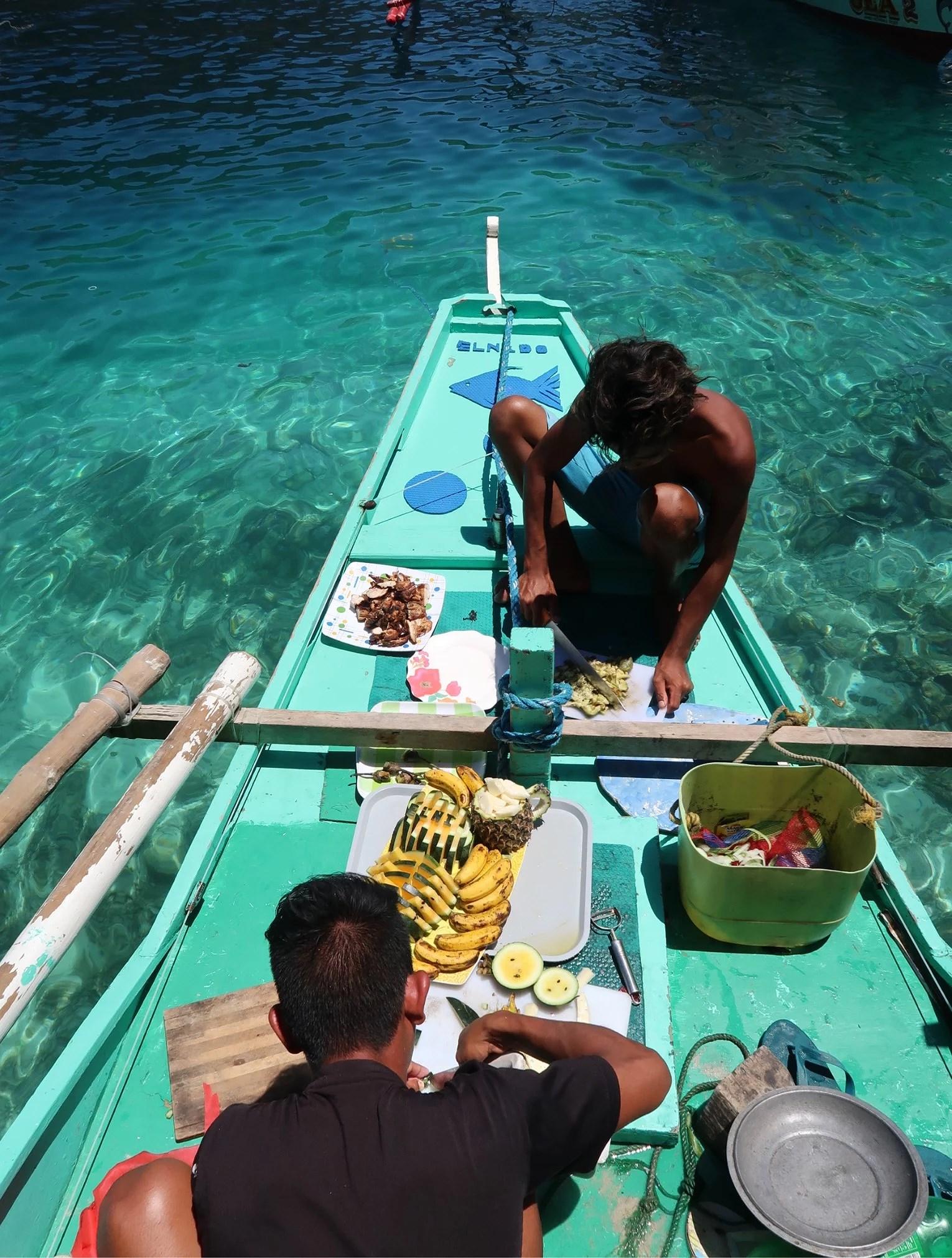 El Nido - Filippinerna