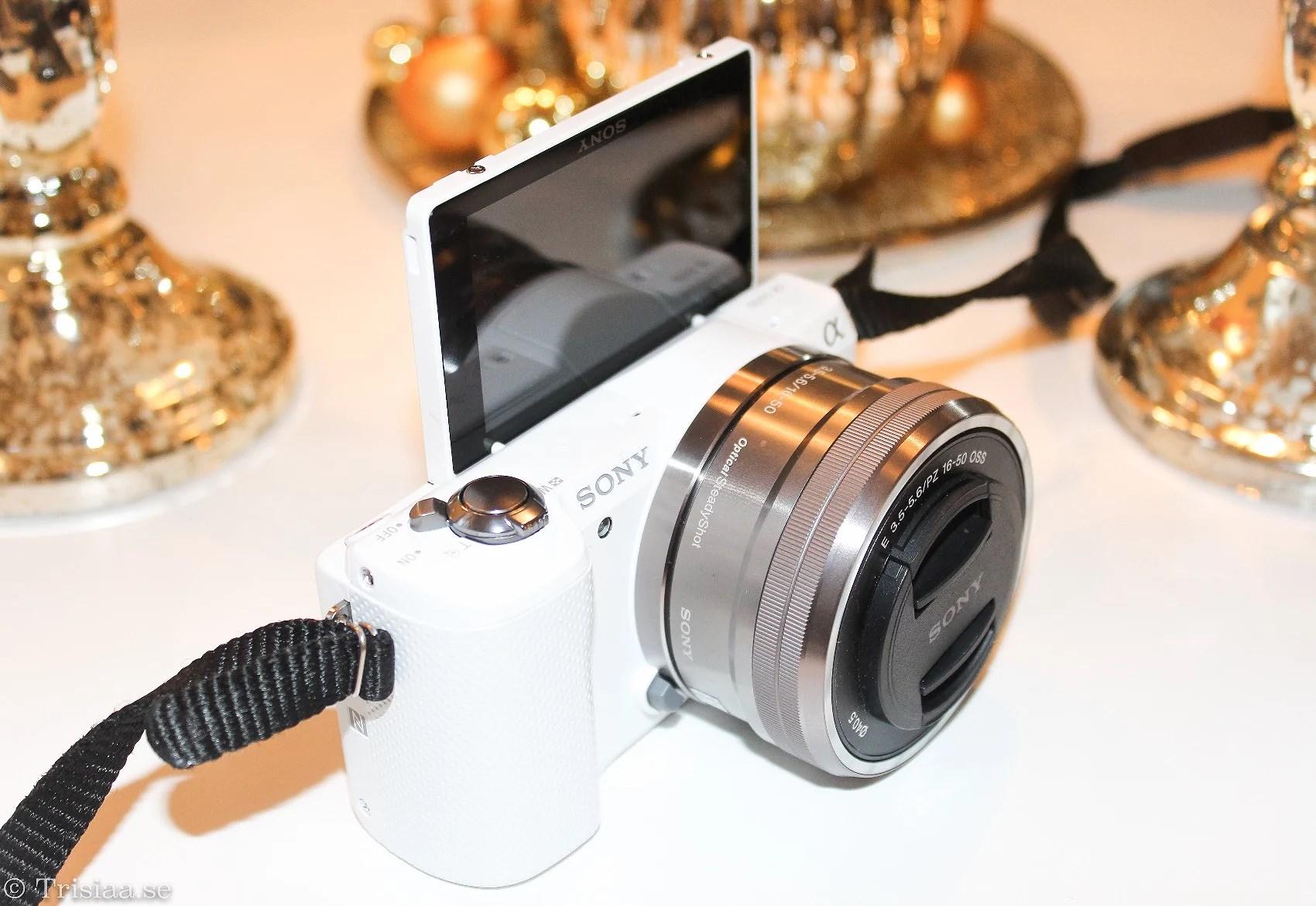 En av mina kameror