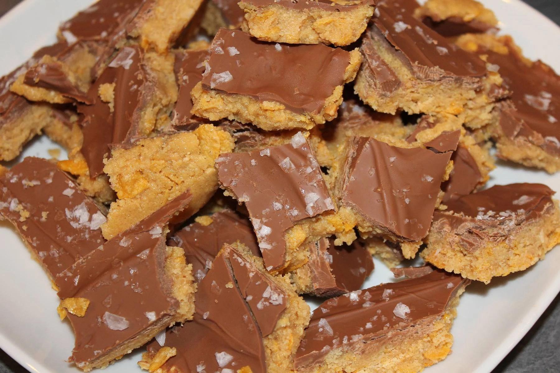 Snickers kakor