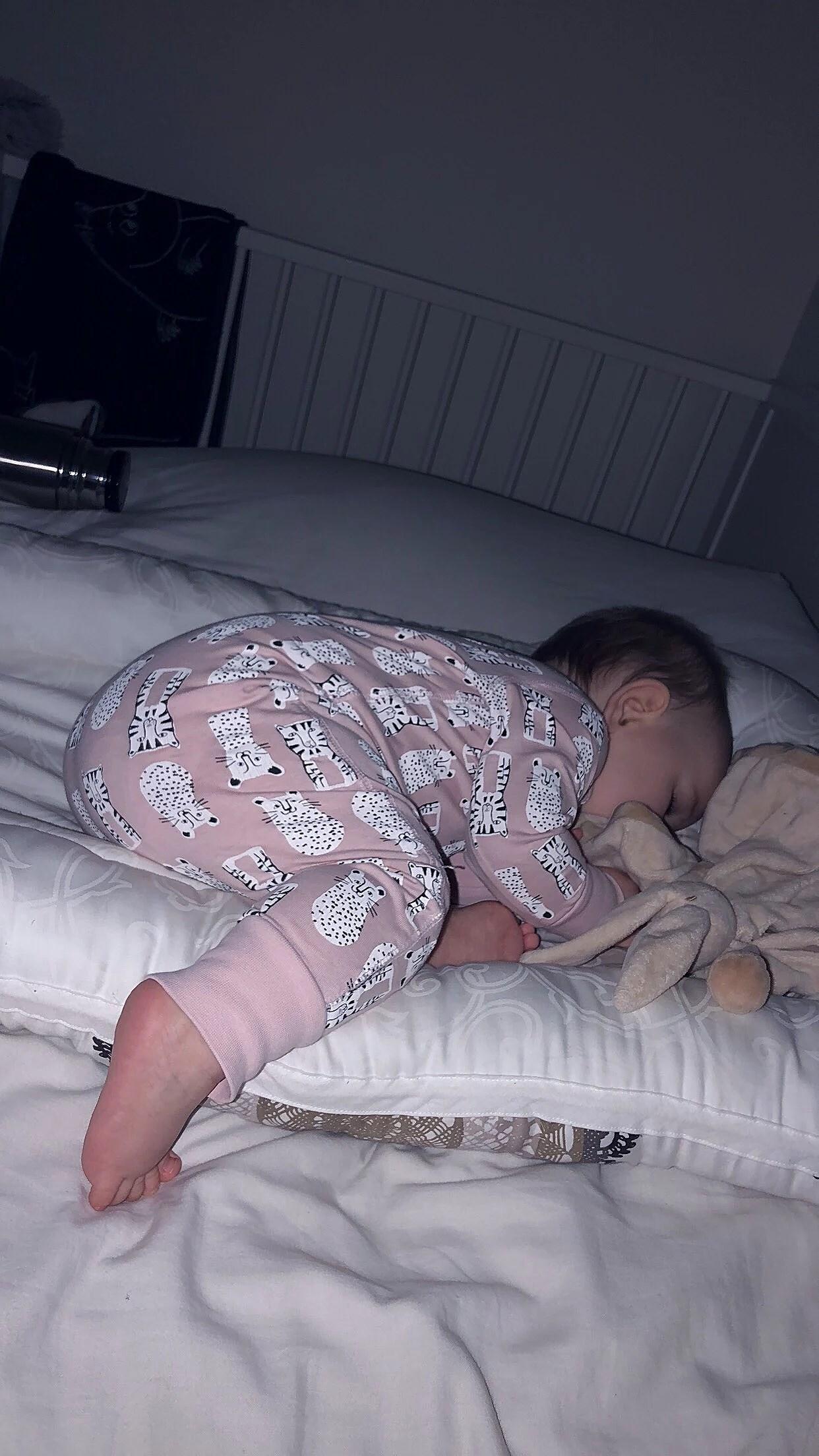 Den dåliga sömnen förstör hela mig