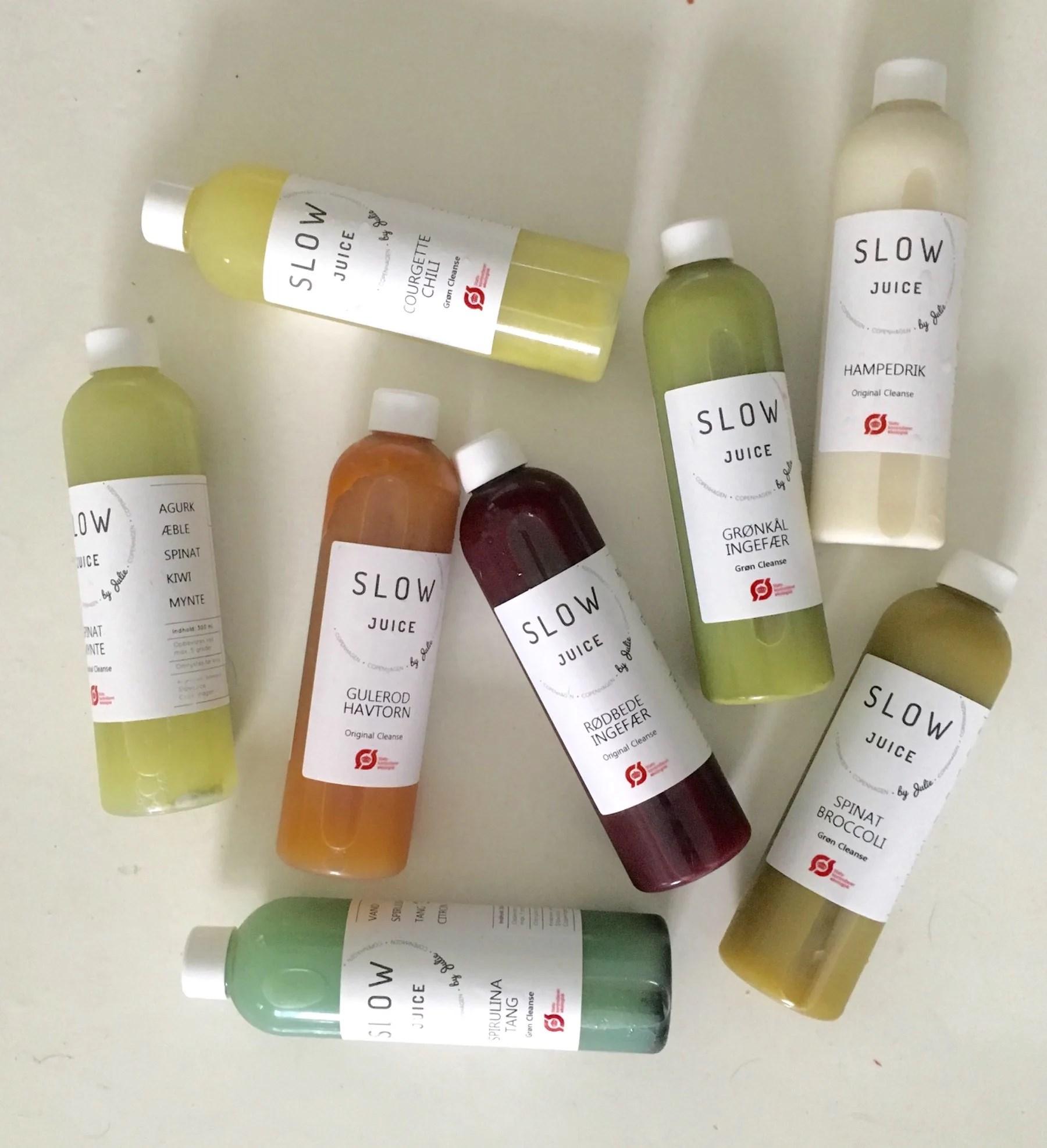 Barre Uddannelse & Slow Juice