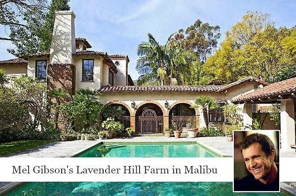 Mel Gibsons hus