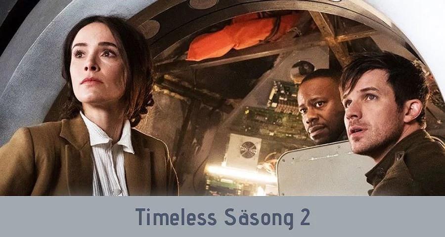 Timeless Säsong 2