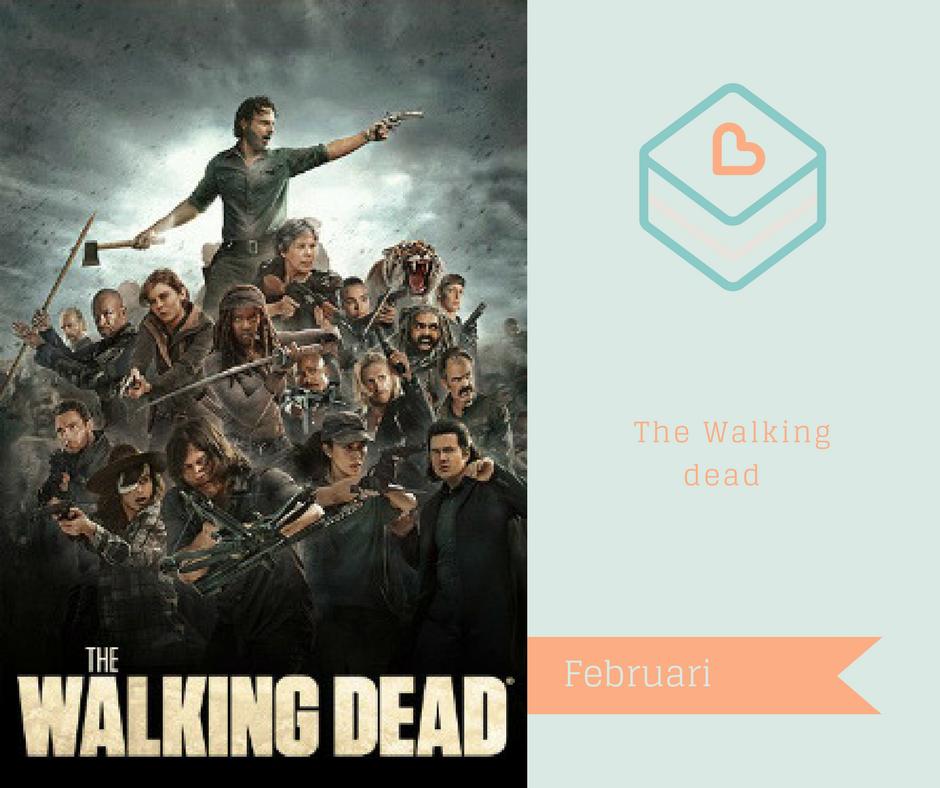 Serier jag vill se på viaplay - The Walking dead