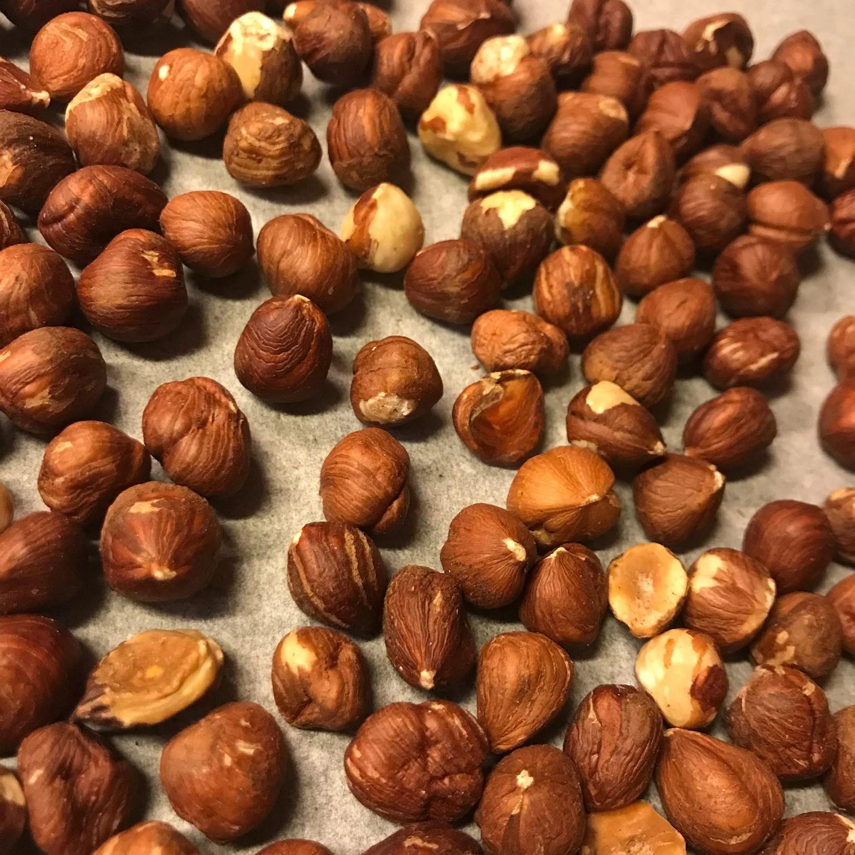 Hemmagjorda trillingnötter