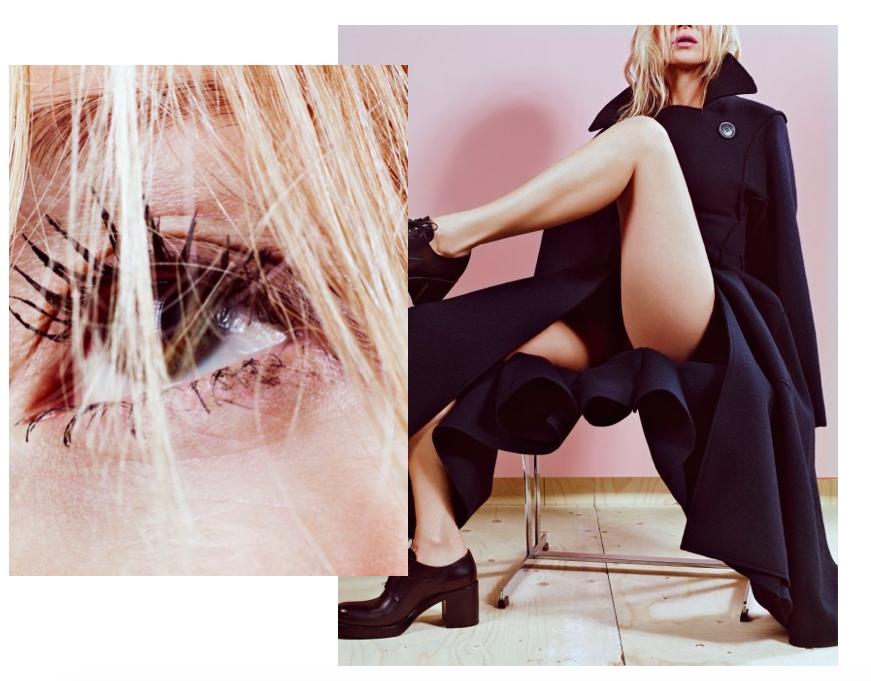 On my mind - Kate Moss