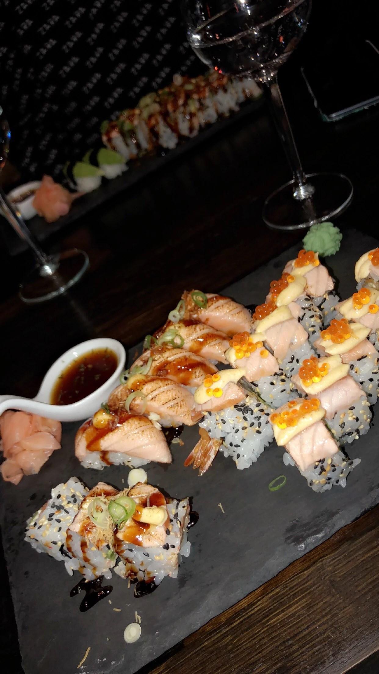 Sushi dejt