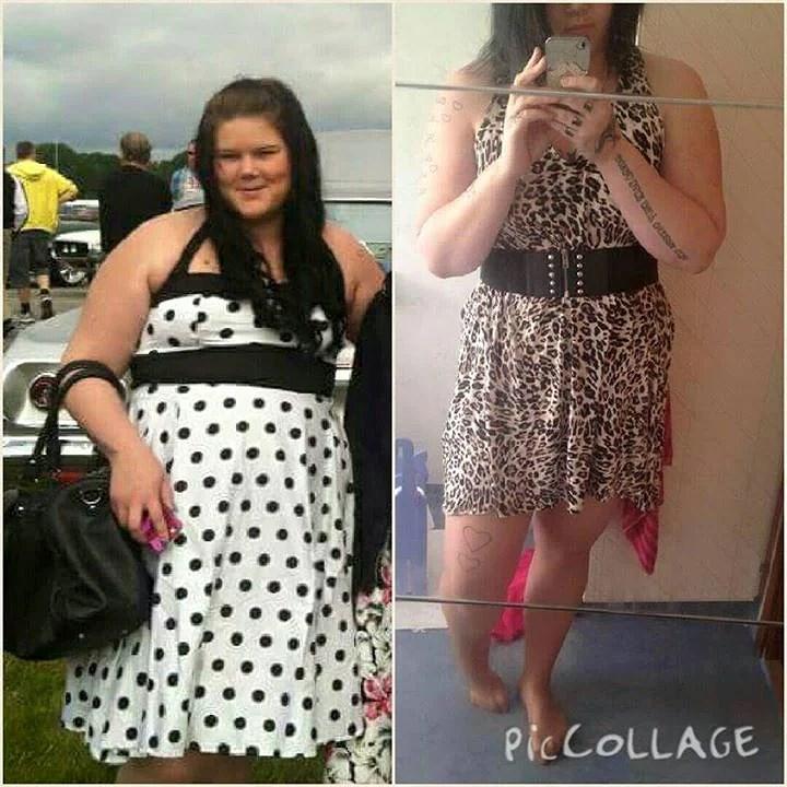 Hur jag gick ner 42 kg på 11 månader