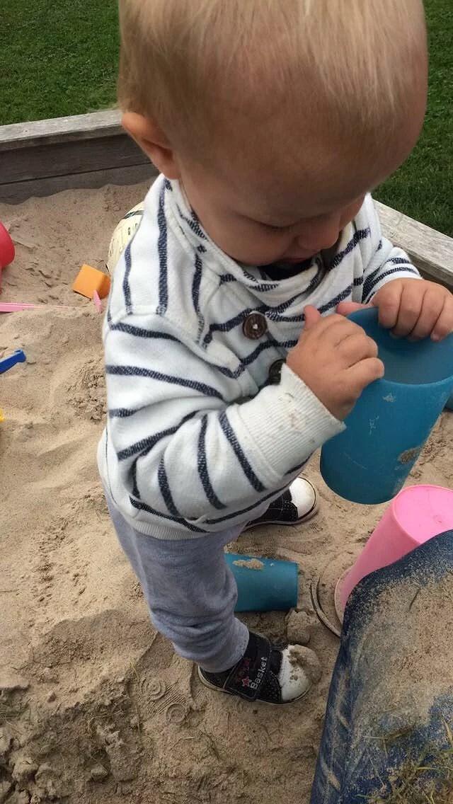 Tokig bebis.