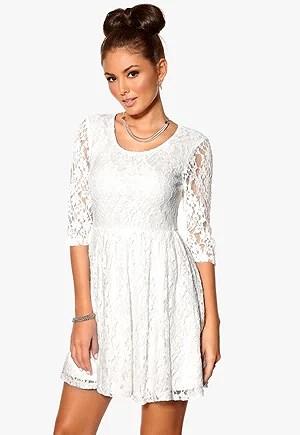 vero moda klänning spets