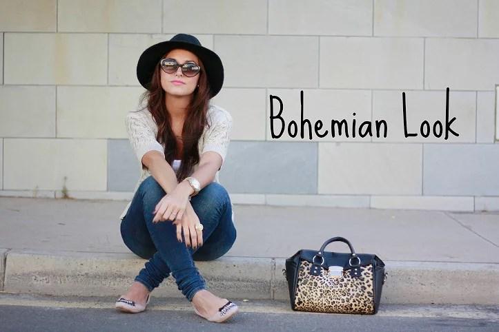 Bohemian Look