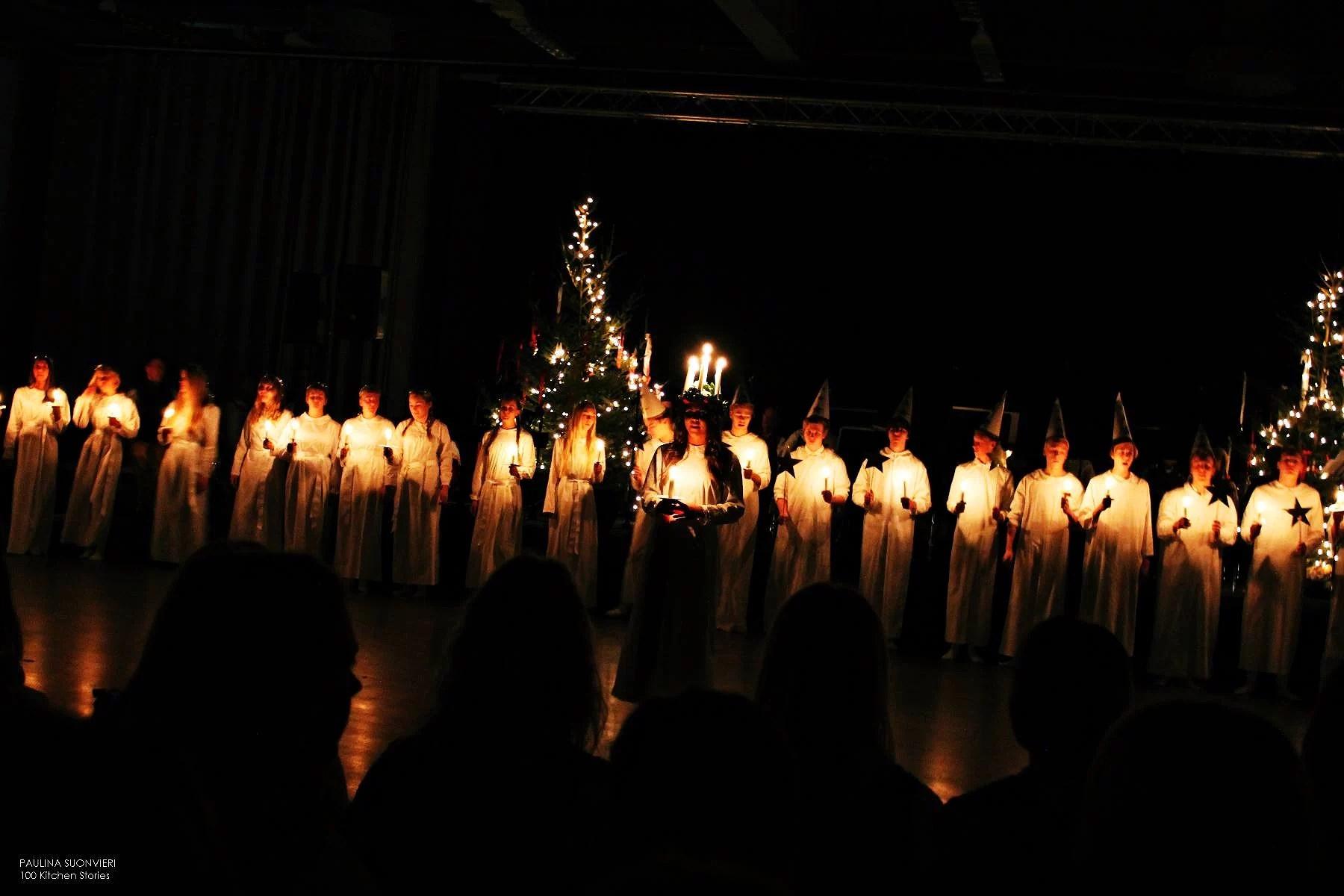 3:e advent // Luciadagen.