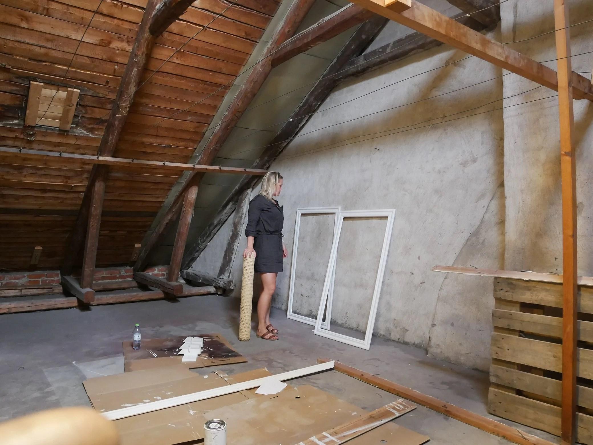 DIY - ELEMENTSKYDD I ROTTING