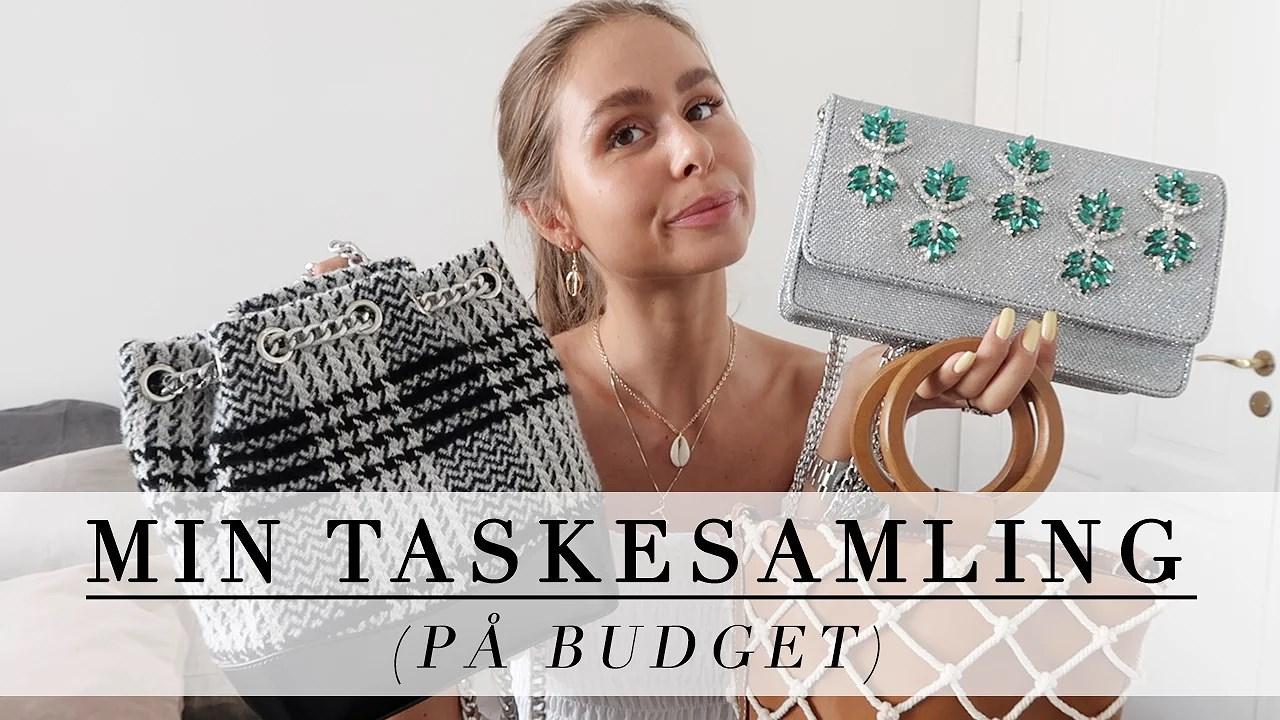 VIDEO / MIN TASKESAMLING - PÅ BUDGET