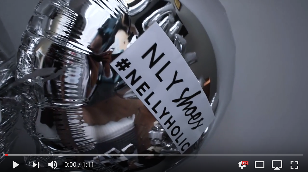 VIDEO: NELLY SHOE PARTY