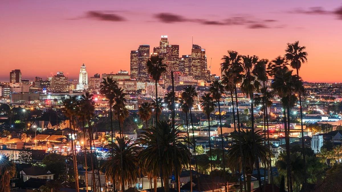 Åka till LA i maj!!!