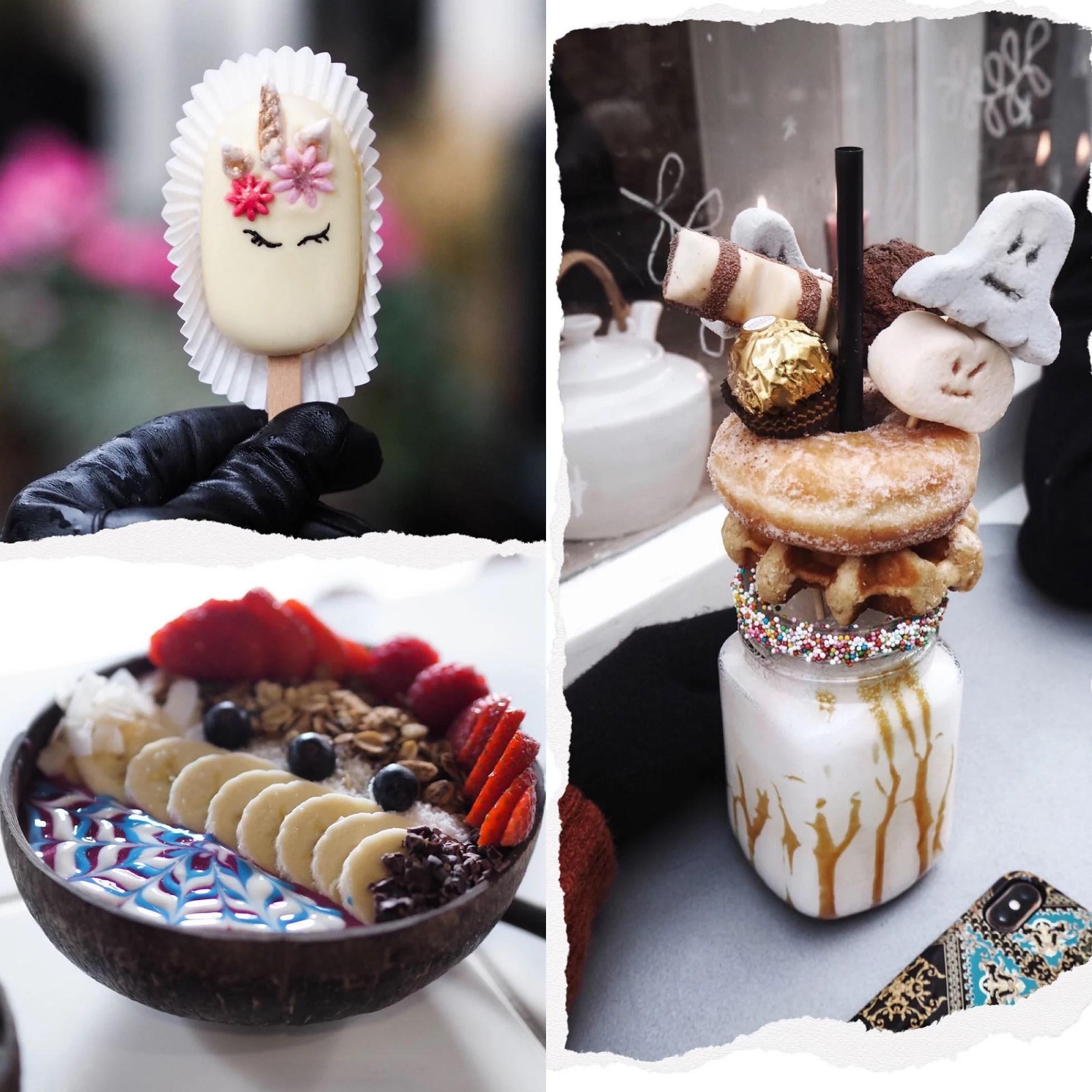 Instagram-vennlige cafeer i Amsterdam