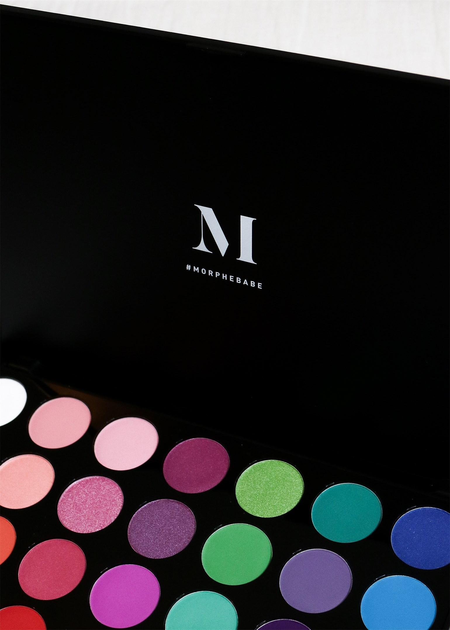 New In | Morphe 35B Color Burst Palette
