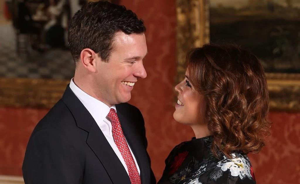 Eugenies bröllop- detaljerna!