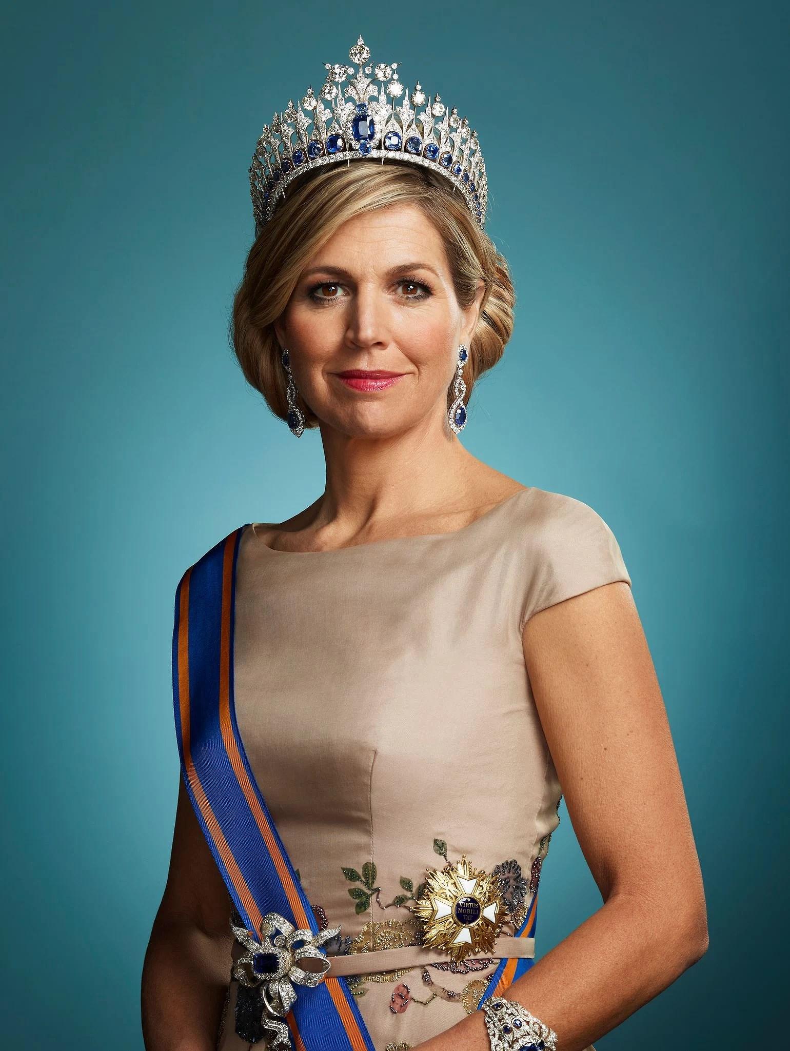 Magnifik tiara
