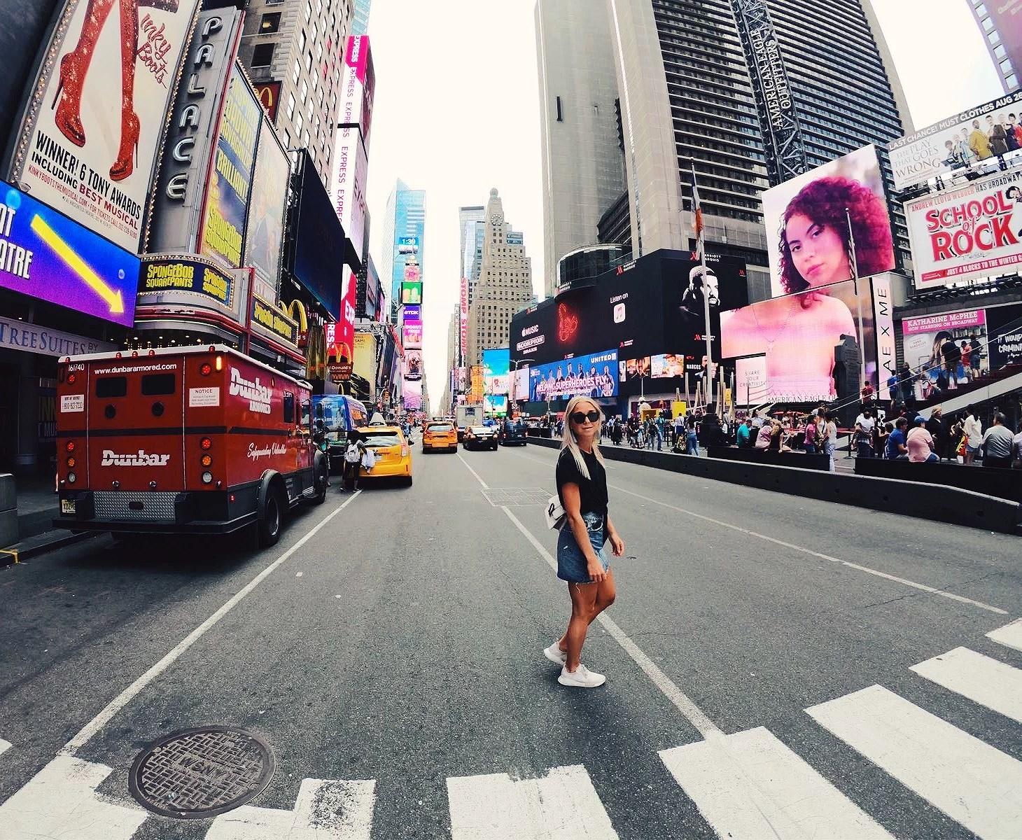 New York-guide med mina bästa New York-tips