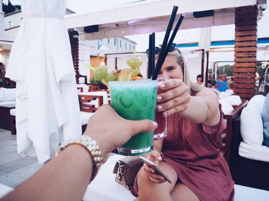 DRINKAR & BÄSTA RESTAURANGBESÖKET