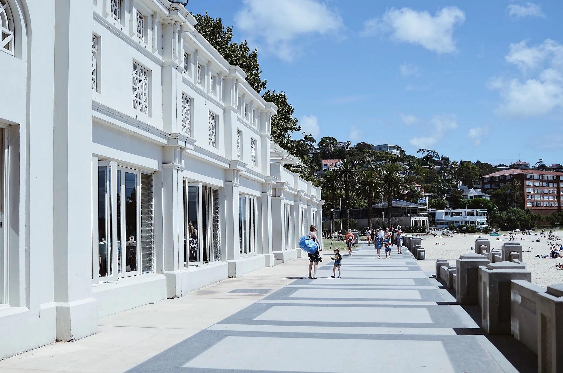 Edwards beach
