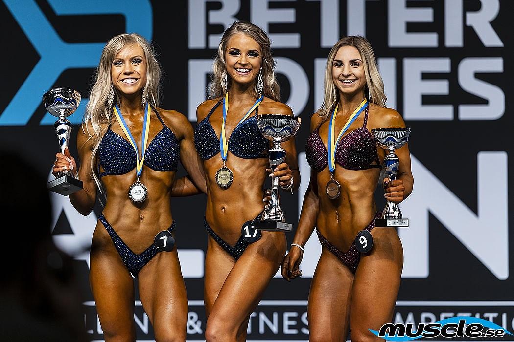 Bikini Fitness | Jennifer Eriksson