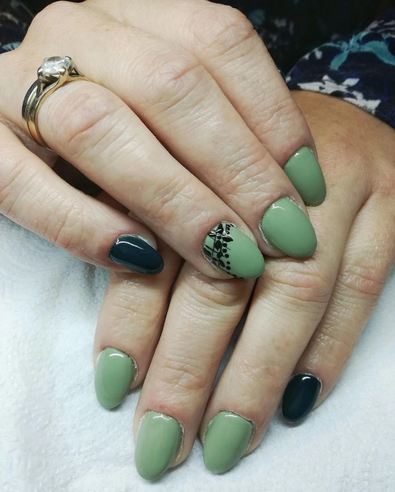 Propozycje na jesienny manicure