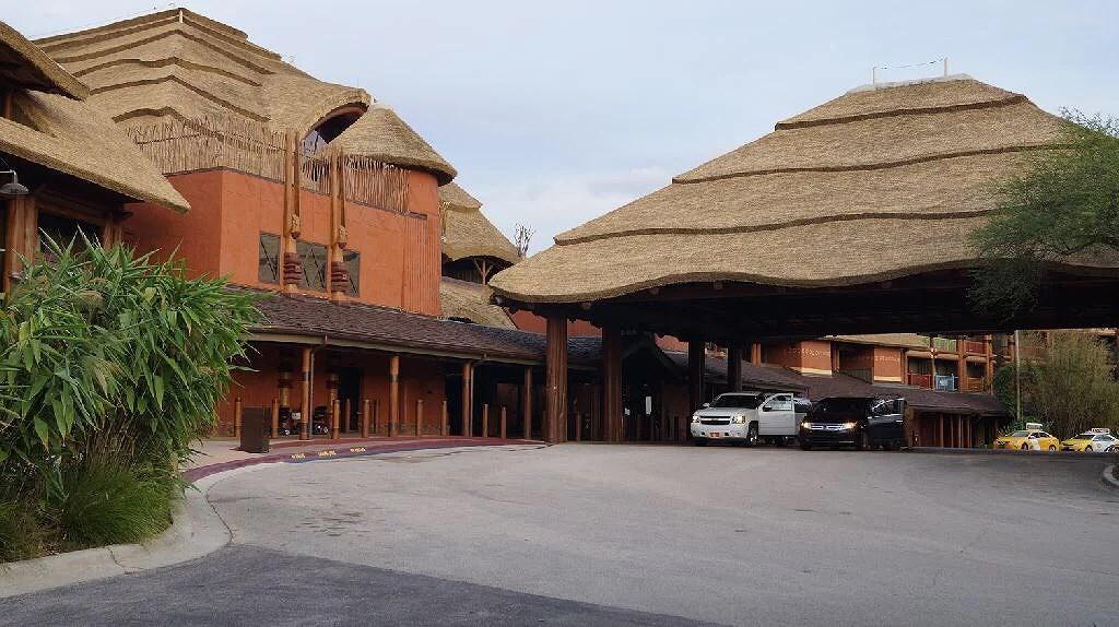 Disney's Animal Kingdom Lodge inför kontantfria betalningar