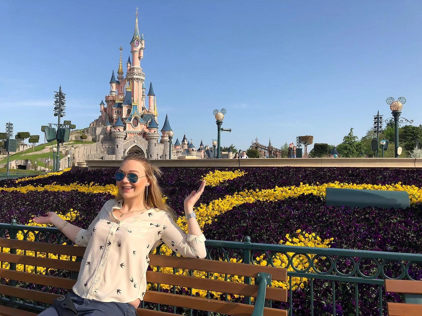 Reseberättelse från Sara - Disneyland Paris