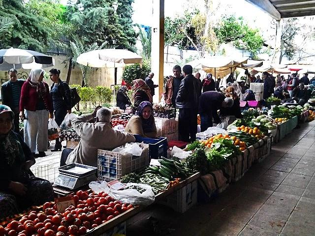 Tirsdags bazar