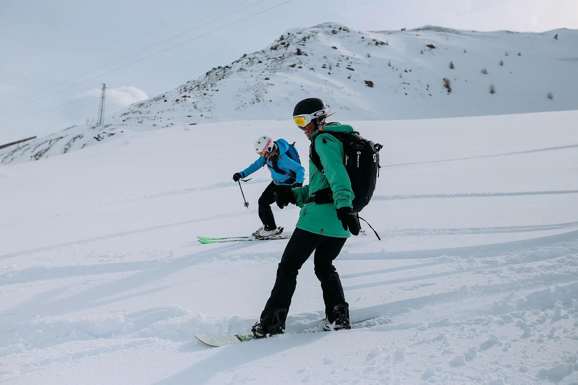 Planerar skidresa!
