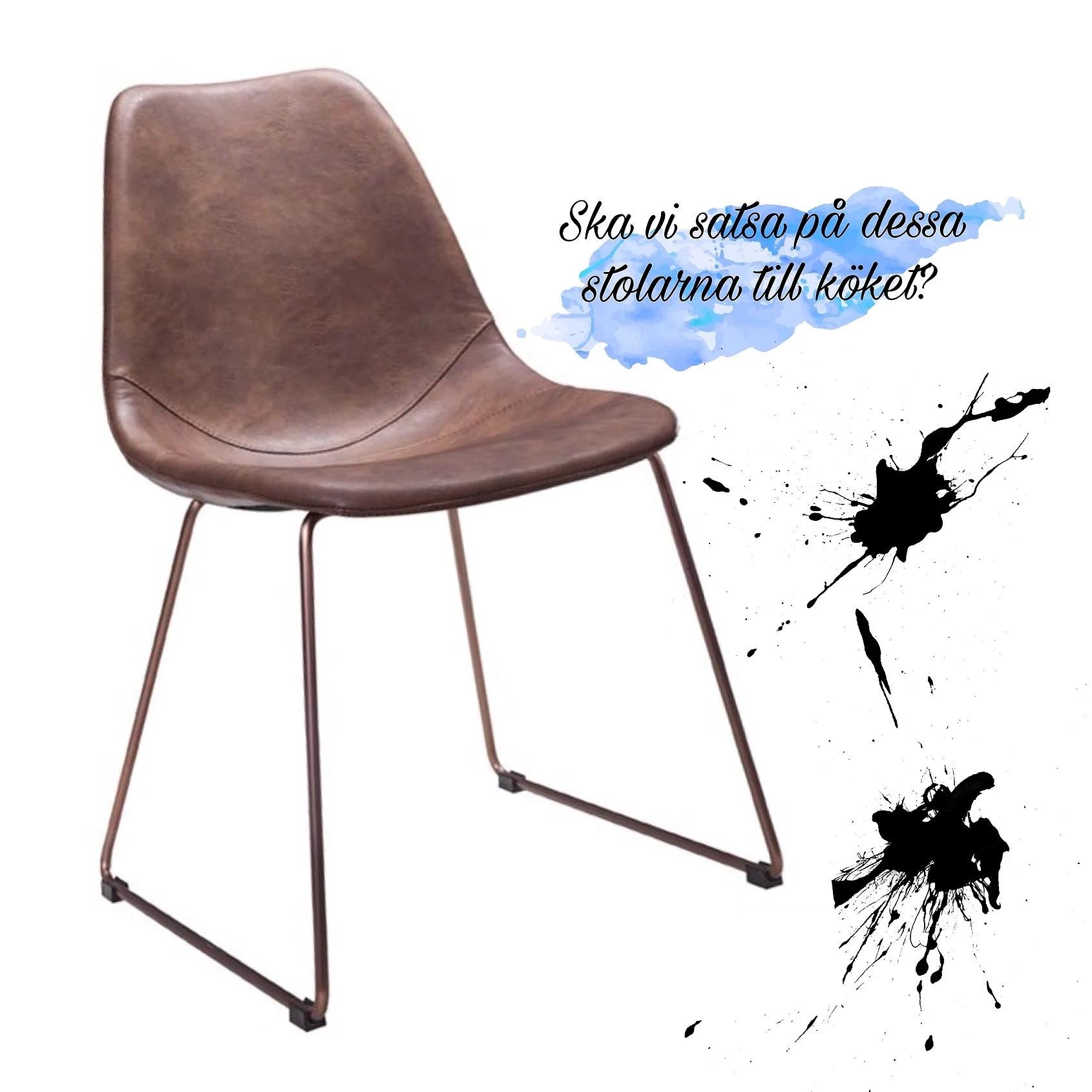 Vad ska vi ha för stolar?