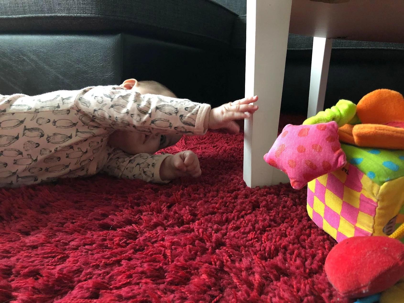 """""""Jag ska ha den där leksaken!"""""""
