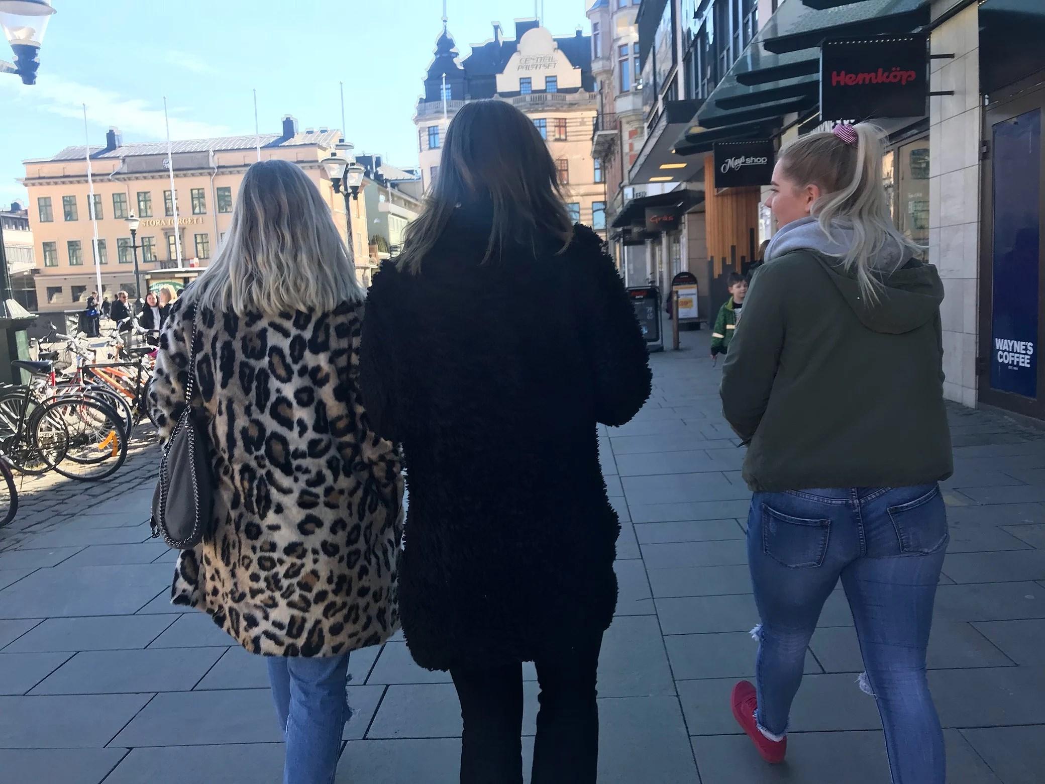 Shopping i Linköping