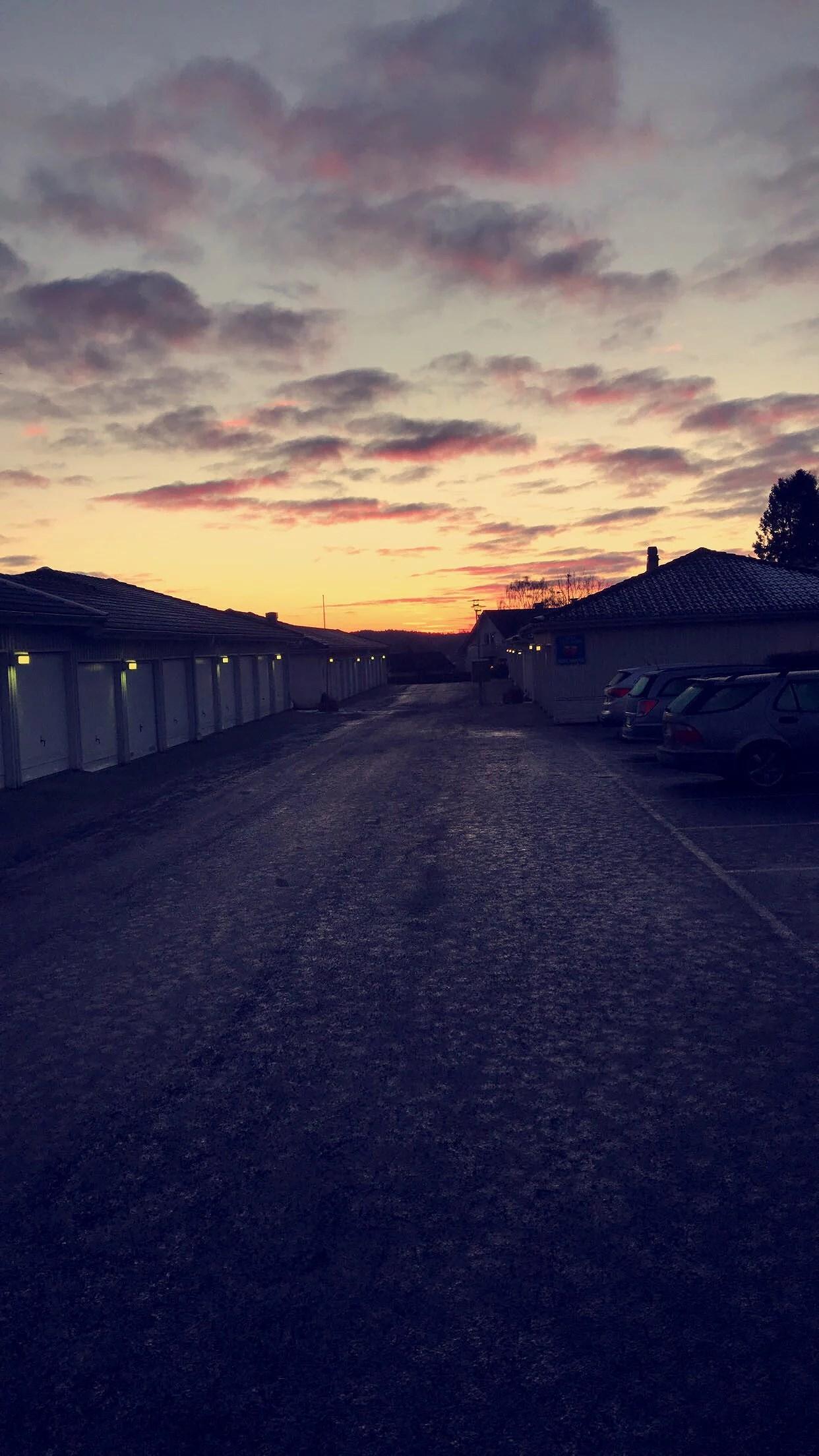 Underbar morgon