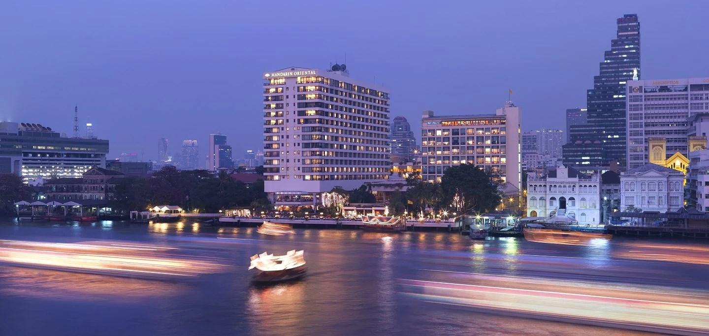 Gratis boende i Bangkok