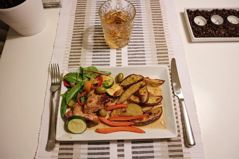 Hannas matlagning