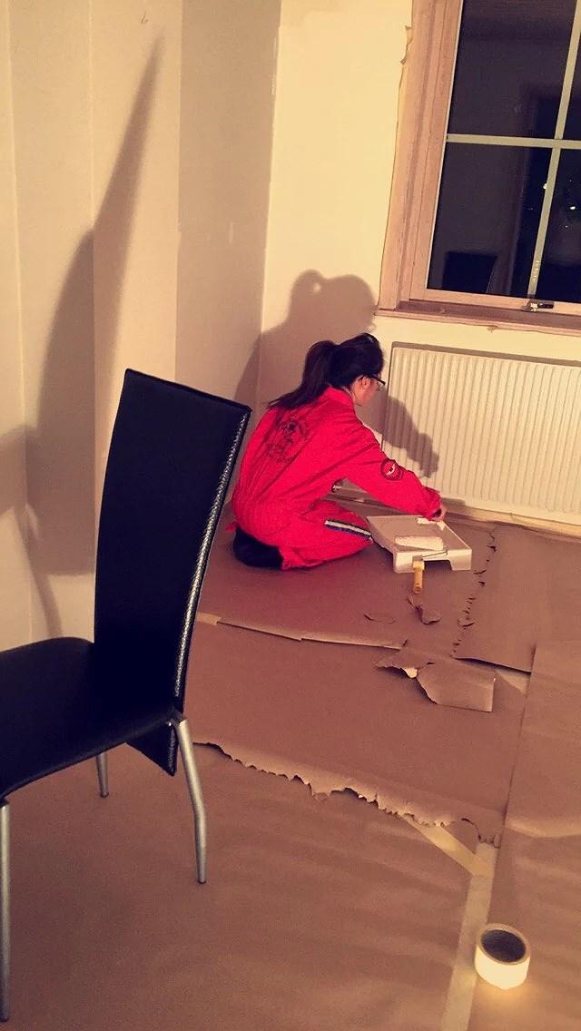Skruva möbler
