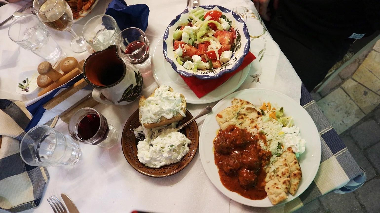 Grekisk middag