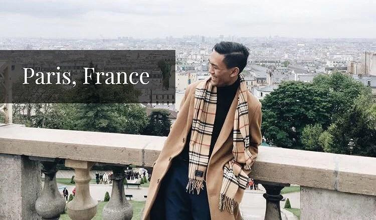 Visiting paris
