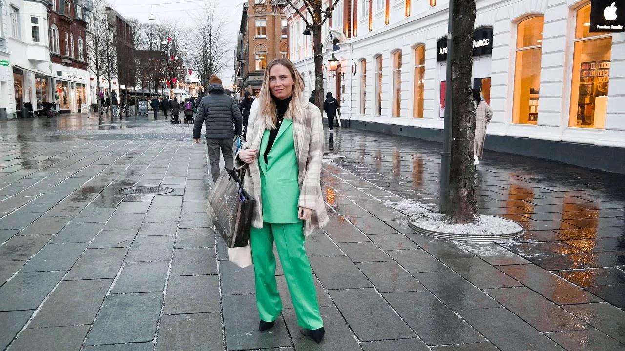 Vlog: Luksus fredag og et vovet outfit