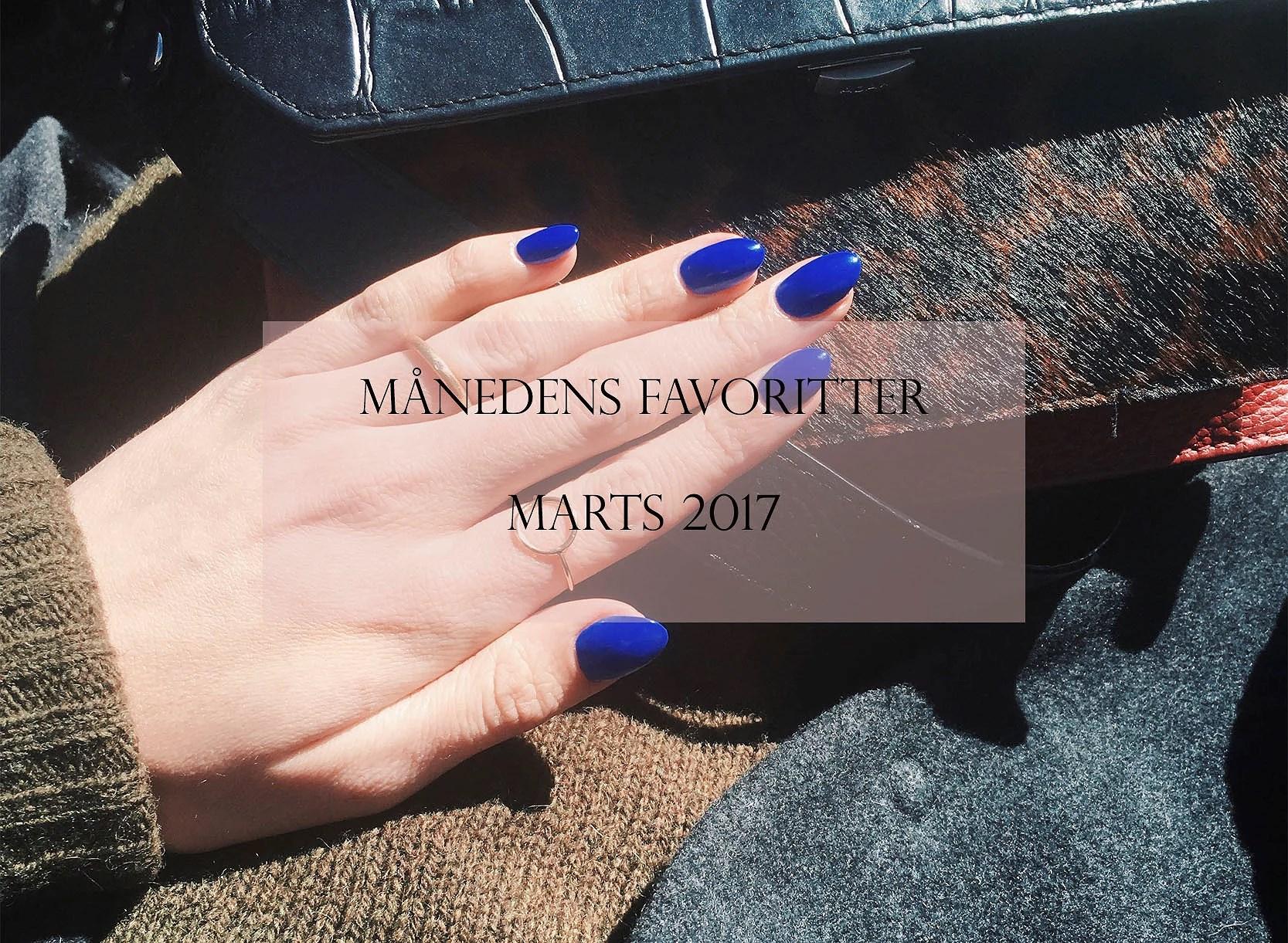 Månedens favoritter // Video