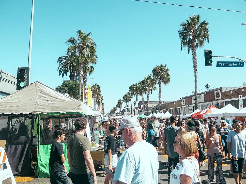 Abbot Kinney festival part 2