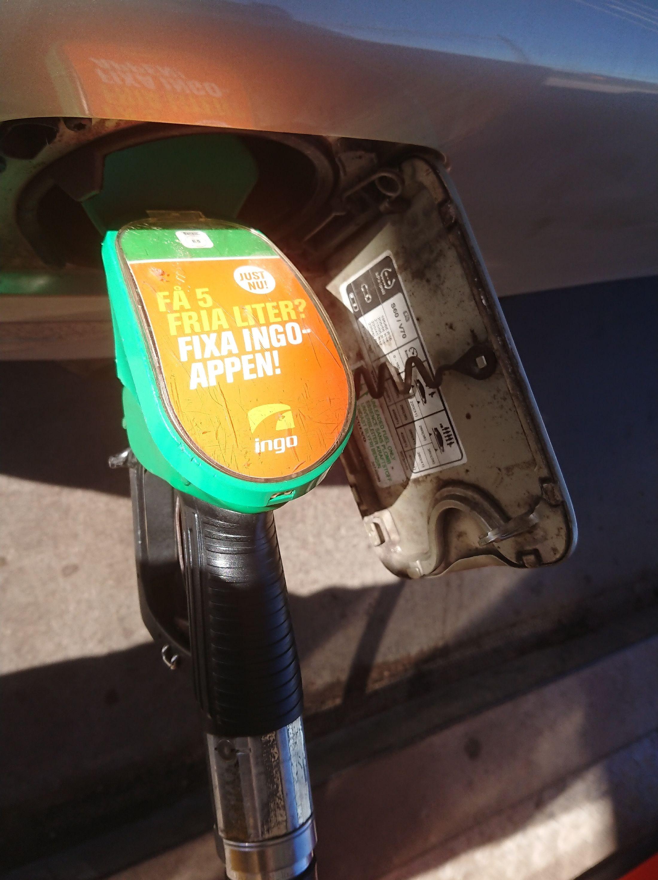 Ingo. 5 liter gratis