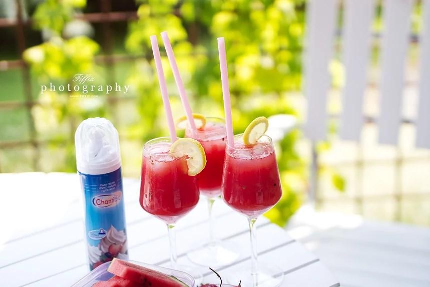 Den perfekta sommardrinken